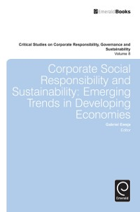Cover Corporate Social Responsibility and Sustainability