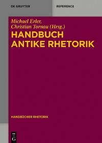 Cover Handbuch Antike Rhetorik