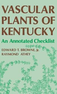 Cover Vascular Plants Of Kentucky
