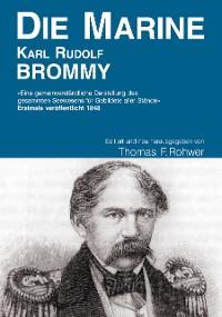 Cover Karl Rudolf Brommy - Die Marine