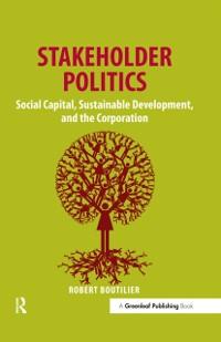 Cover Stakeholder Politics