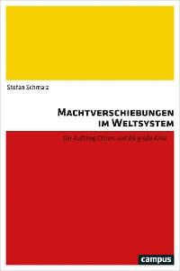 Cover Machtverschiebungen im Weltsystem