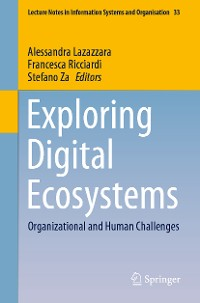 Cover Exploring Digital Ecosystems