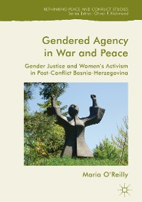 Cover Gendered Agency in War and Peace