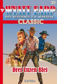 Cover Wyatt Earp Classic 21 – Western