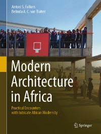 Cover Modern Architecture in Africa