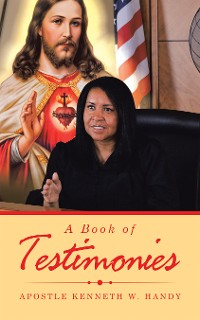 Cover A Book of Testimonies