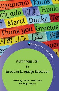 Cover Multilingualism in European Language Education