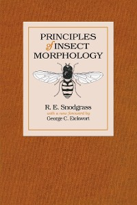 Cover Principles of Insect Morphology