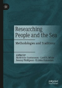 Cover Researching People and the Sea