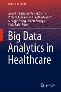 Cover Big Data Analytics in Healthcare