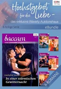 Cover Höchstgebot für die Liebe - das exklusive Waverly-Auktionshaus - 6-teilige Serie