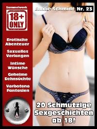 Cover Erotischer Roman ab 18