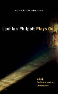 Cover Lachlan Philpott: Plays One