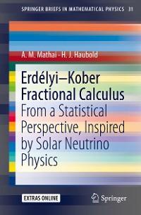 Cover Erdélyi–Kober Fractional Calculus