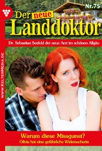 Cover Der neue Landdoktor 75 – Arztroman