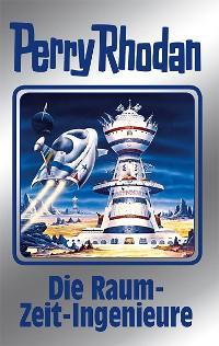 Cover Perry Rhodan 152: Die Raum-Zeit-Ingenieure (Silberband)