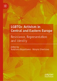Cover LGBTQ+ Activism in Central and Eastern Europe