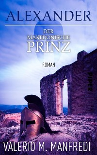 Cover Alexander - Der makedonische Prinz