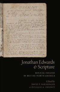 Cover Jonathan Edwards and Scripture