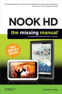 Cover NOOK HD: The Missing Manual