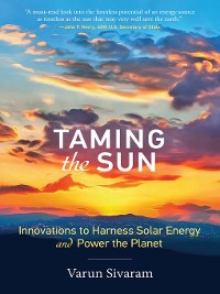 Cover Taming the Sun