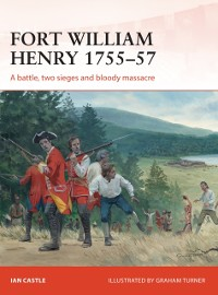 Cover Fort William Henry 1755 57