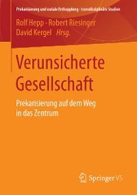 Cover Verunsicherte Gesellschaft