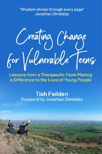 Cover Creating Change for Vulnerable Teens