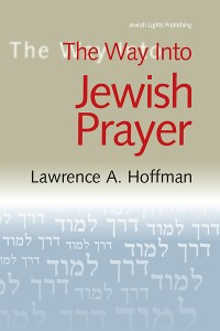 Cover The Way Into Jewish Prayer