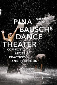 Cover Pina Bausch's Dance Theater