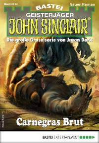 Cover John Sinclair 2114 - Horror-Serie