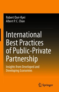 Cover International Best Practices of Public-Private Partnership