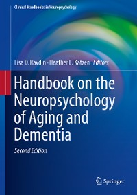 Cover Handbook on the Neuropsychology of Aging and Dementia