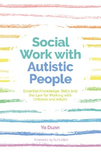 Cover Social Work with Autistic People