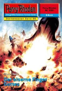 Cover Perry Rhodan 2289: Der eiserne Finger Gottes
