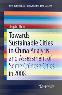 Cover Towards Sustainable Cities in China