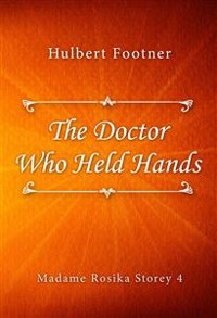 Cover The Doctor Who Held Hands