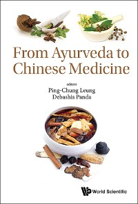 Cover From Ayurveda To Chinese Medicine