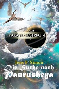 Cover Die Suche nach PAURUSHEYA (PARATERRESTRIAL 4)