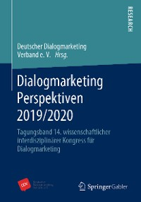 Cover Dialogmarketing Perspektiven 2019/2020