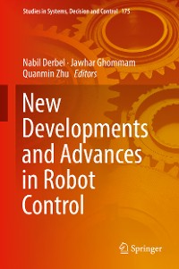 Cover New Developments and Advances in Robot Control