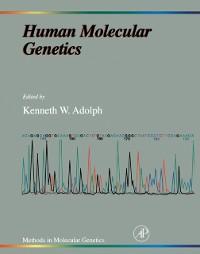 Cover Human Molecular Genetics