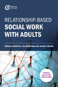 Cover Relationship-based Social Work with Adults