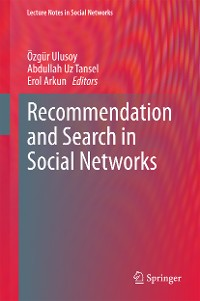 Cover Recommendation and Search in Social Networks