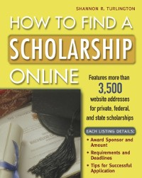 Cover How to Find a Scholarship Online