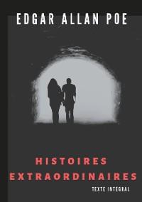 Cover Histoires extraordinaires (texte intégral)