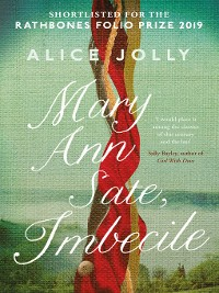 Cover Mary Ann Sate, Imbecile