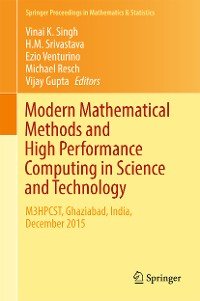Cover Modern Mathematical Methods and High Performance Computing in Science and Technology