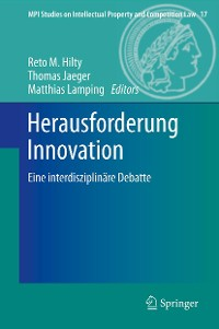 Cover Herausforderung Innovation